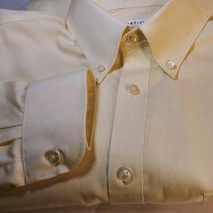 Van Heusen Men Long Sleeve Dress Shirt